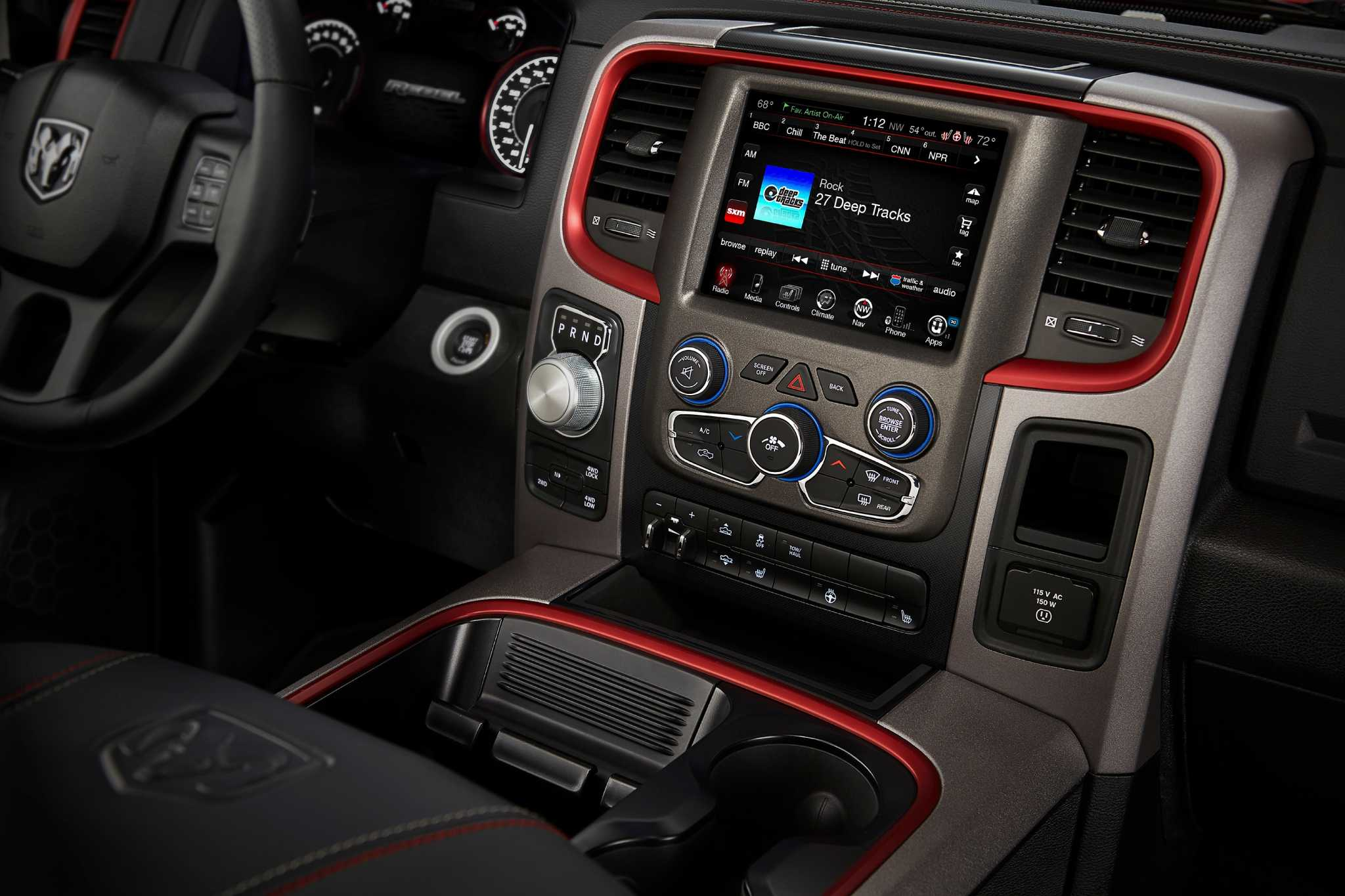 2016 ram rebel balances off road attitude practicality houston chronicle. Black Bedroom Furniture Sets. Home Design Ideas