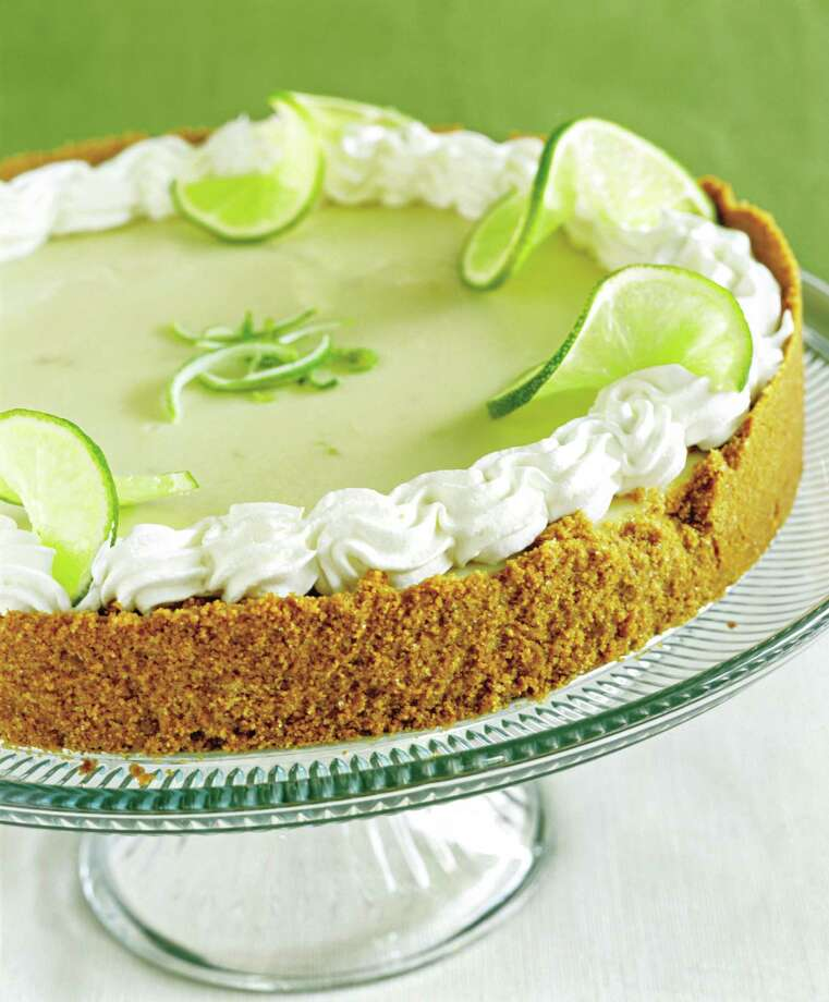 FAVORITE DESSERT: Key lime pie Photo: Sara Essex / handout