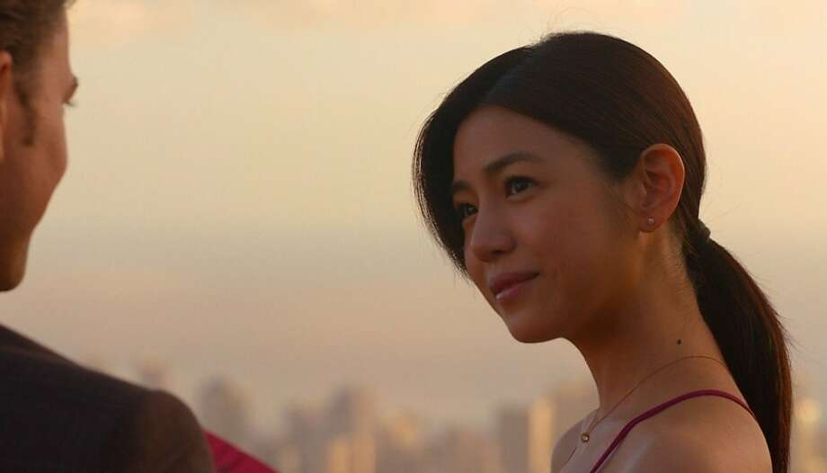 "Michelle Chen is a doctor who, after a car accident, is shocked to learn she's married with a son in ""Pali Road."" Photo: Crimson Forest Entertainment"