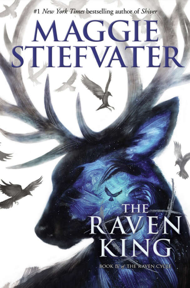 """The Raven King"" by Maggie Steifvater"