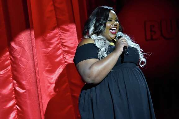"""One of the new scripted shows on MTV is """"Almost Loosely Nicole,"""" inspired by comedian Nicole Byer."""