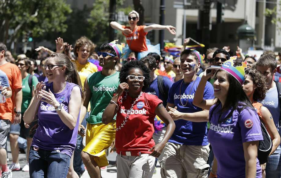 The Police Department will deploy about 25 percent more officers for Pride events this year than last year. Photo: Eric Risberg, AP