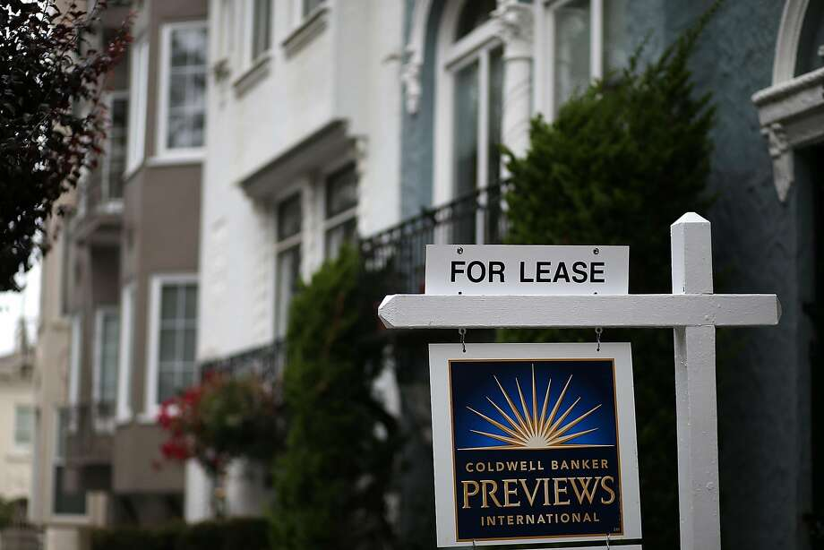 About 33.4 percent of housing units were renter-occupied in the five-year period ending in 2017, compared with 31.7 percent in the period ending in 2012.  Source: American Community Survey  Photo: Justin Sullivan / Getty Images 2015