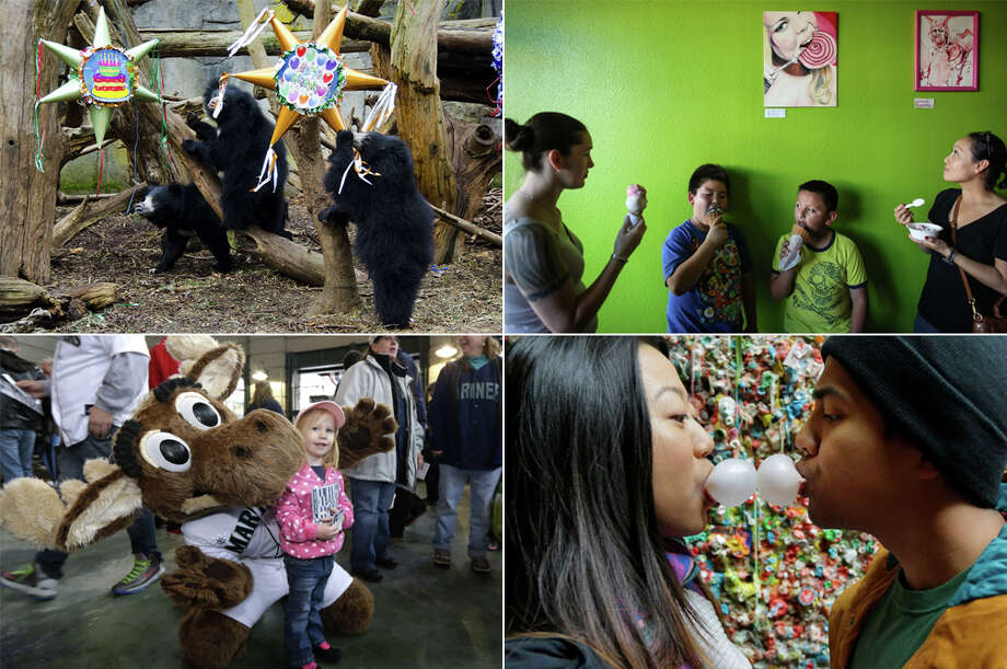 Click through for a look at Seattle's best activities for kids. Photo: File Photos
