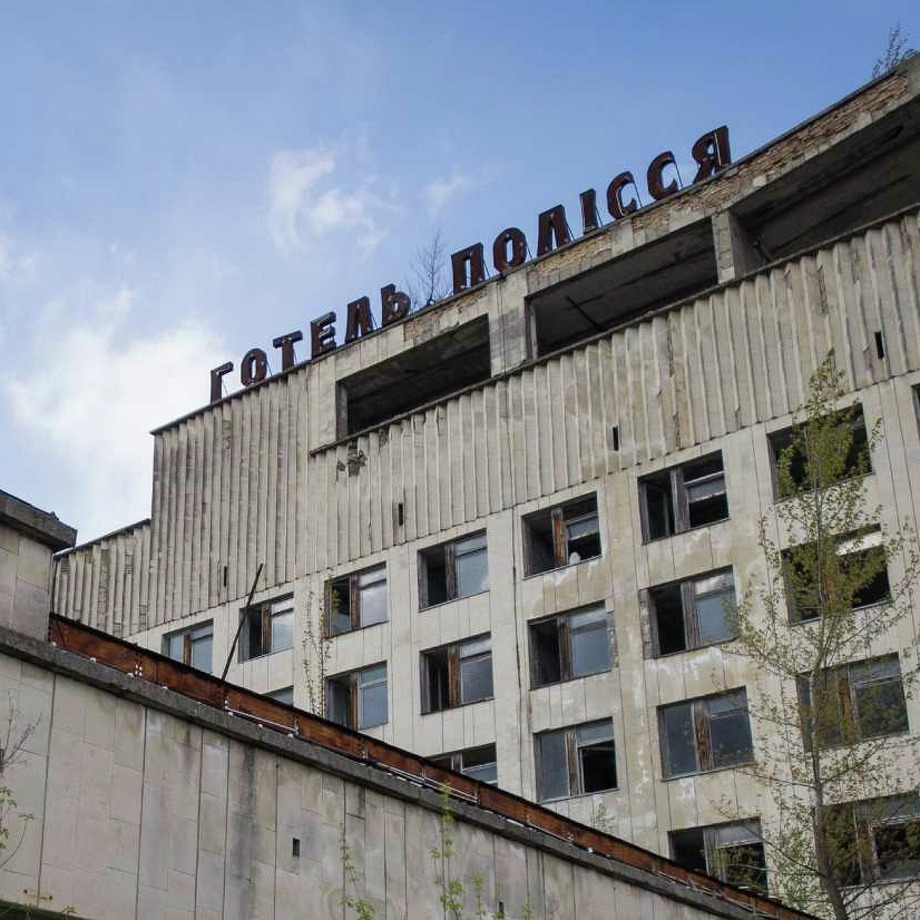 Photos Show Abandoned Chernobyl 30 Years After Nuclear