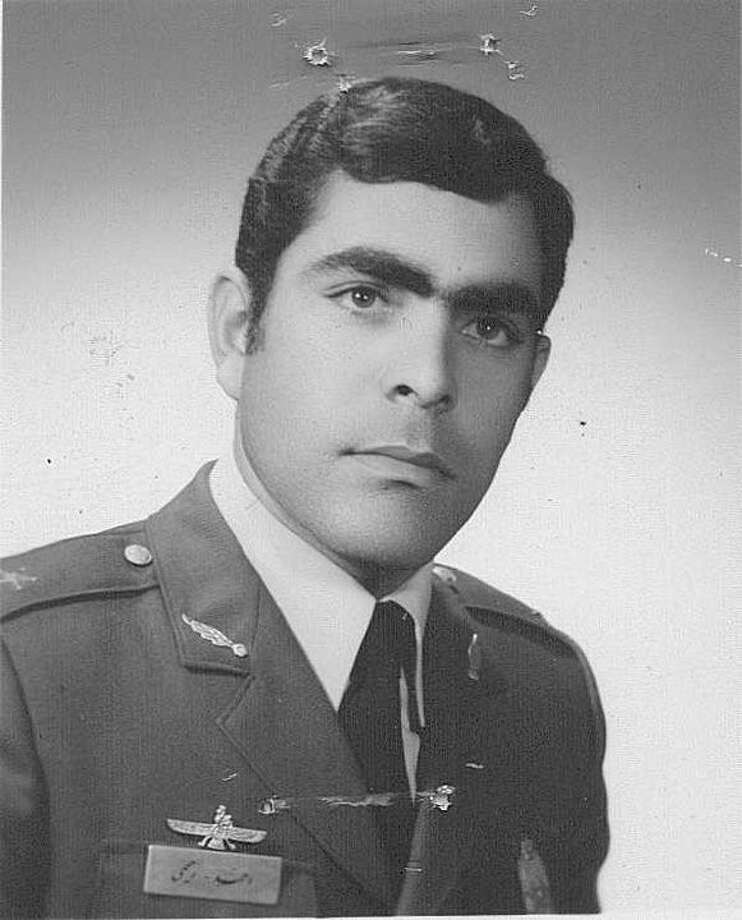 "Ahmad Rahimi was one of Iran's ""top gun pilots"" before moving permanently to the United States. Photo: Courtesy / Courtesy"