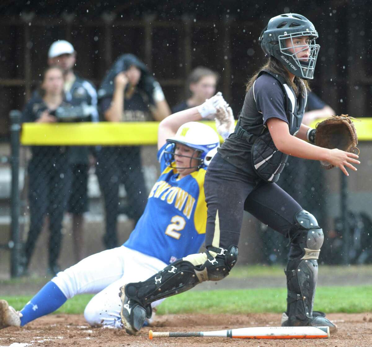 KATIE LAAKSONEN, NEWTOWN: Senior led the Nighthawks to the SWC championship and the Class LL quarterfinals ... Hit a two-run single in the SWC title game ... All-State Class LL, All-SWC first team.
