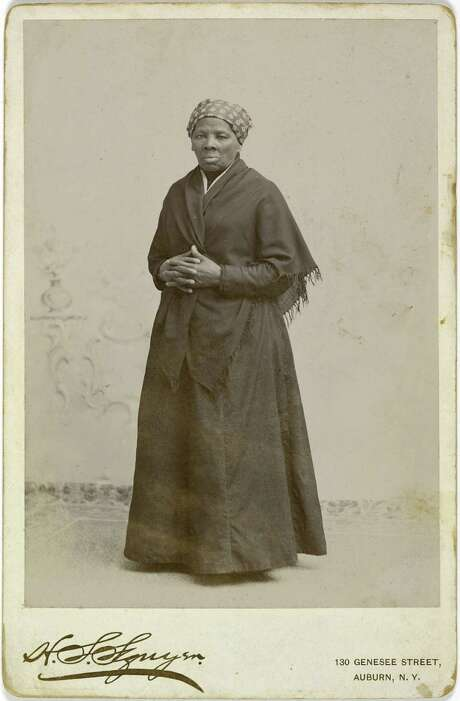 An 1885 photo of Harriet Tubman by H. Seymour Squyer. MUST CREDIT: National Portrait Gallery, Smithsonian Institution Photo: Smithsonian Institution / Smithsonian Institution