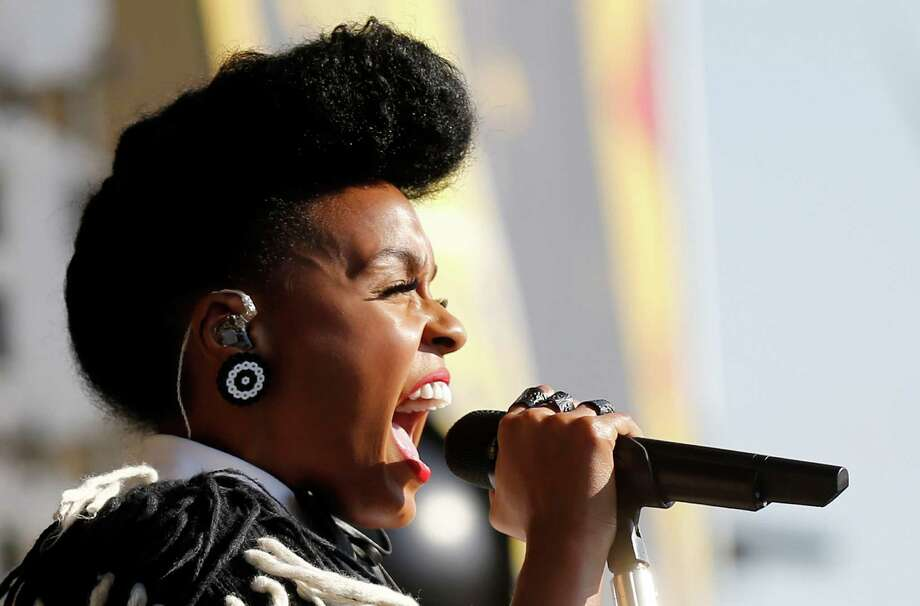 Janelle Monáe will perform at Stern Grove on June 19. Photo: Gerald Herbert