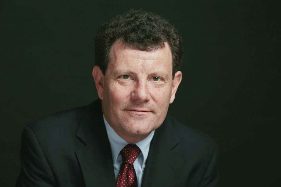 Nicholas D. Kristof (CREDIT: Damon Winter/The New York Times) / ONLINE_YES