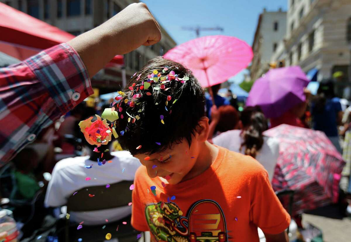 Though border patrol is limiting the transit of cascarones from Mexico, the crackdown won't dampen festivities in San Antonio. Click through for your guide to the biggest can't-miss events for Fiesta 2017.
