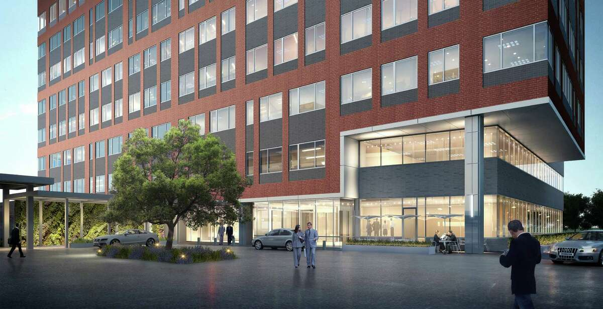 Triten Real Estate Partners is developing Lockton Place, an eight-story building at 3657 Briarpark. Lockton, a global insurance brokerage, has leased 120,000 square feet of the 187,000- square-foot building.