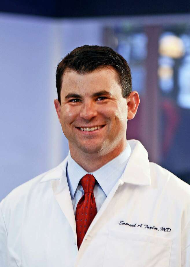 Greenwich native Samuel Taylor is an orthopedic surgeon for Hospital for Special Surgery, which has facilities at Chelsea Piers in Stamford. He is an associate team physician for the New York Giants. Photo: Contributed Photo / Greenwich Time Contributed