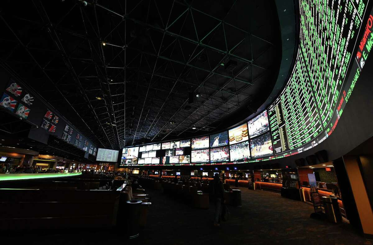 PHOTOS: Las Vegas' over/under win totals for the upcoming 2018 NFL season Some have estimated that as many as 32 states likely will offer sports betting within five years after this Supreme Court decision. Browse through the photos above to see the Las Vegas over/under win totals for the upcoming 2018 NFL season.