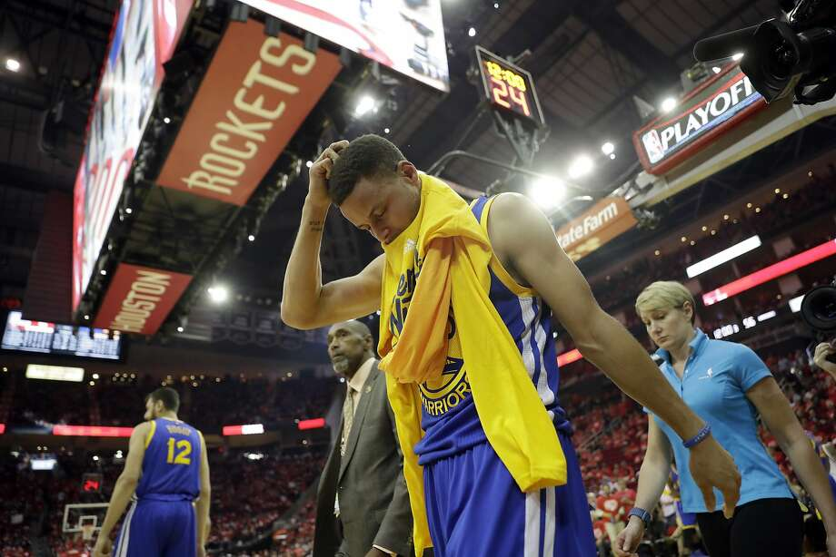 Warriors step up after Stephen Curry sprains his knee - San ...