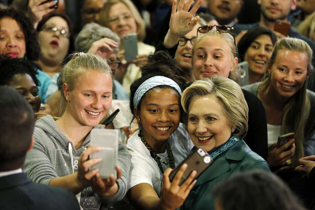 If and when Bernie Sanders stands down, Hillary Clinton is going to have to figure out how to win over his youngest supporters.