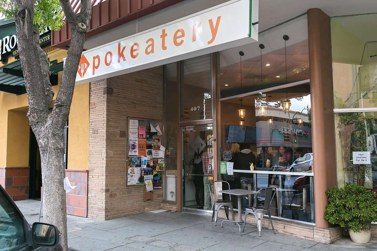 The front of Pokeatery located in San Mateo.