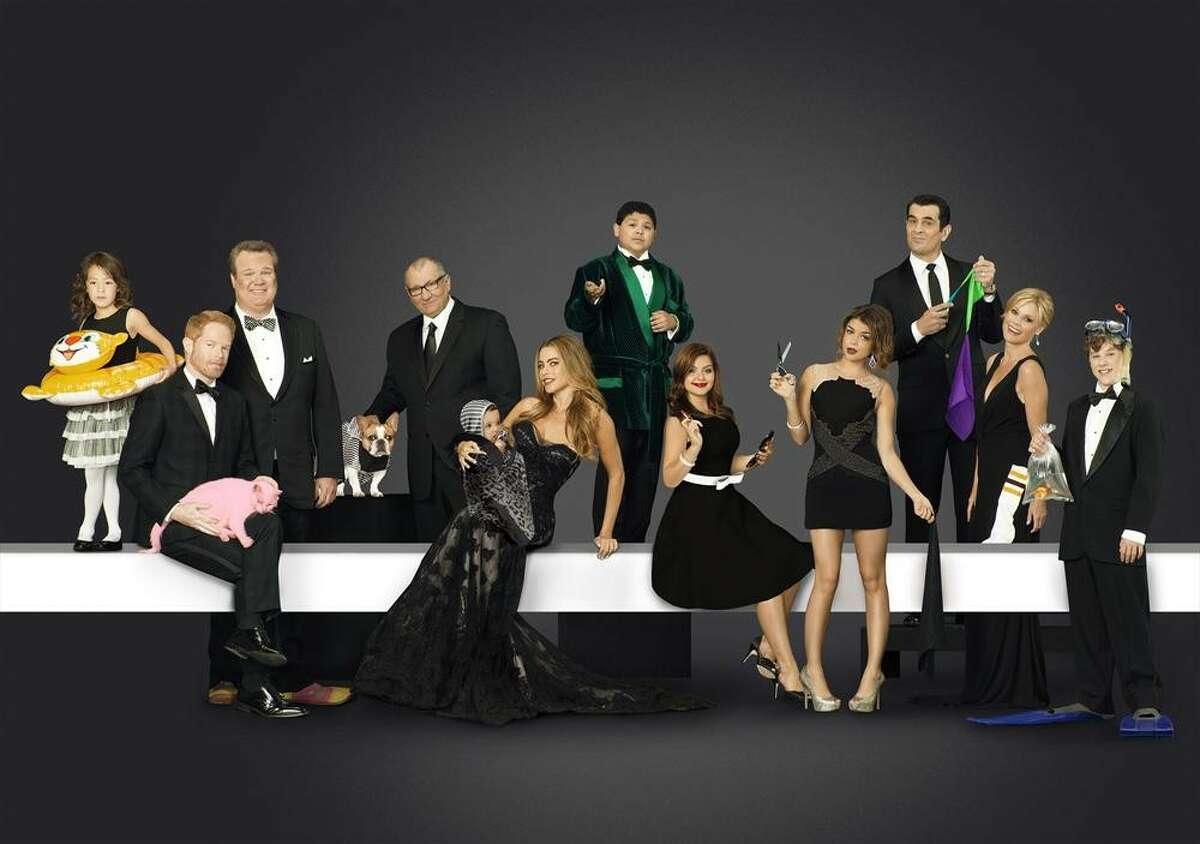 10. Modern Family , ABC
