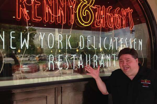 Ziggy Gruber will open a new Kenny &iggy's New York Delicatessen at 5172-C Buffalo Speedway (Kroger shopping center at Westpark and Buffalo Speedway) the week of May 1.