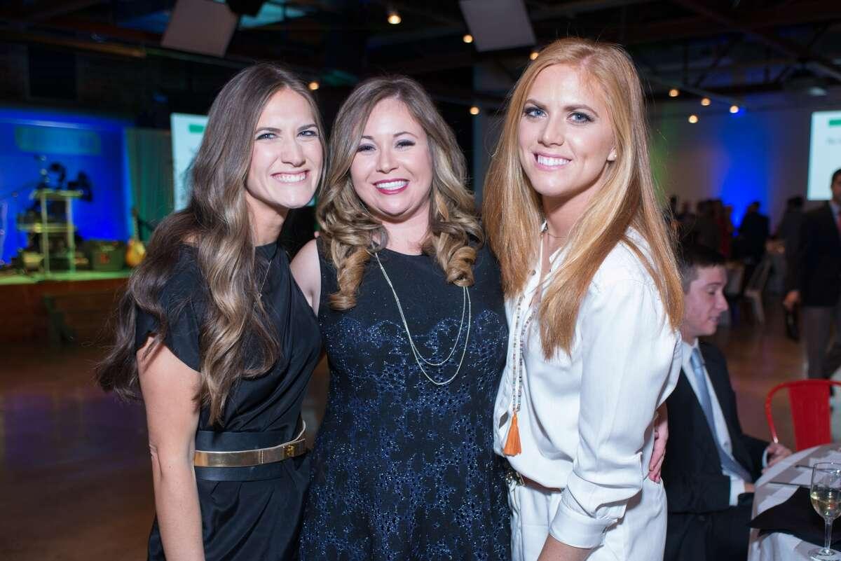Rebekah Hartland, Amanda Worthy Weeks, and Amber Hartland