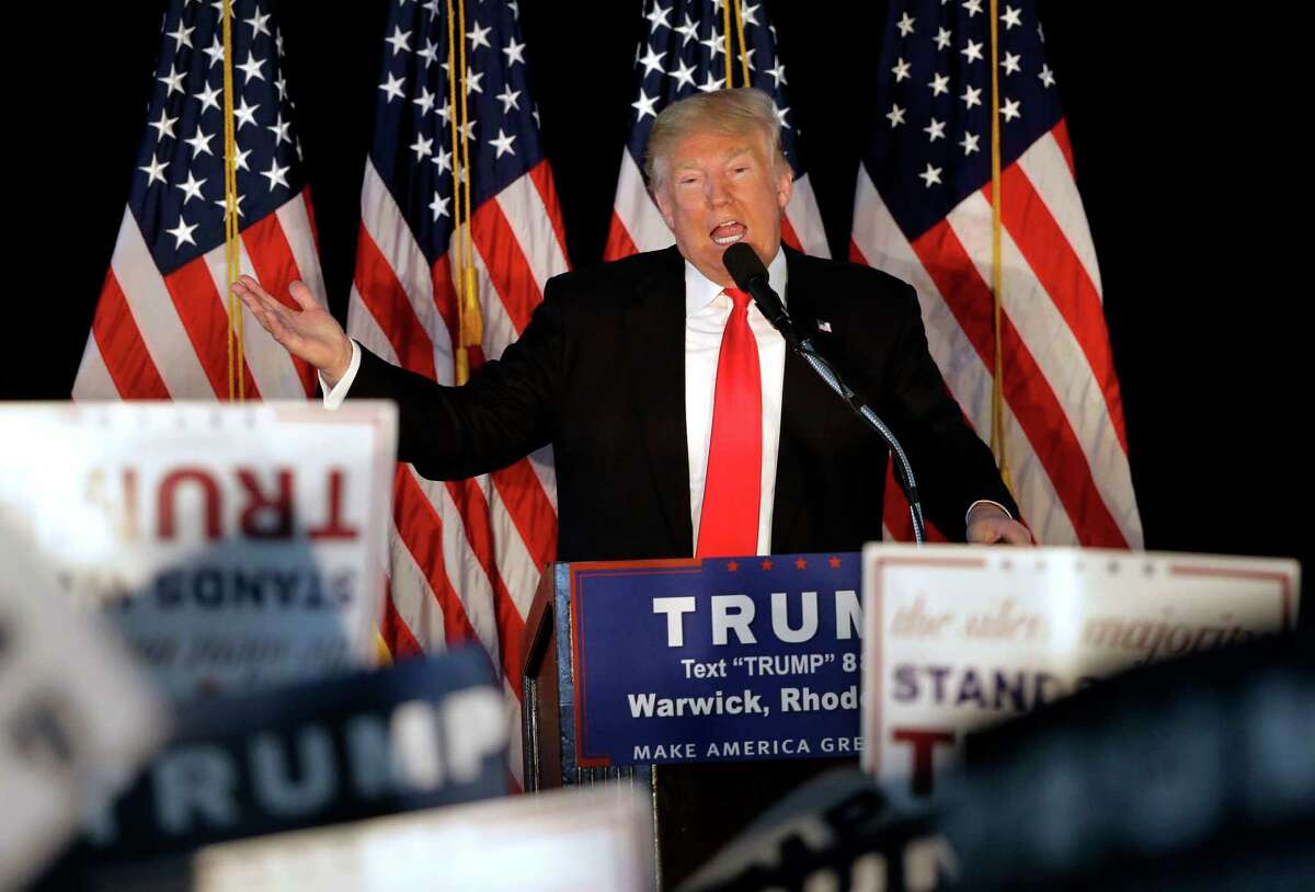 Donald Trump, Republican Presidential candidate