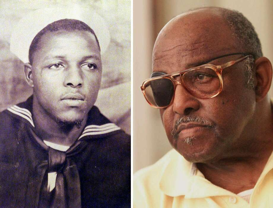 Fred Meeks was among sailors court-martialed after the Port Chicago disaster. Photo: Monica Almeida, NYT