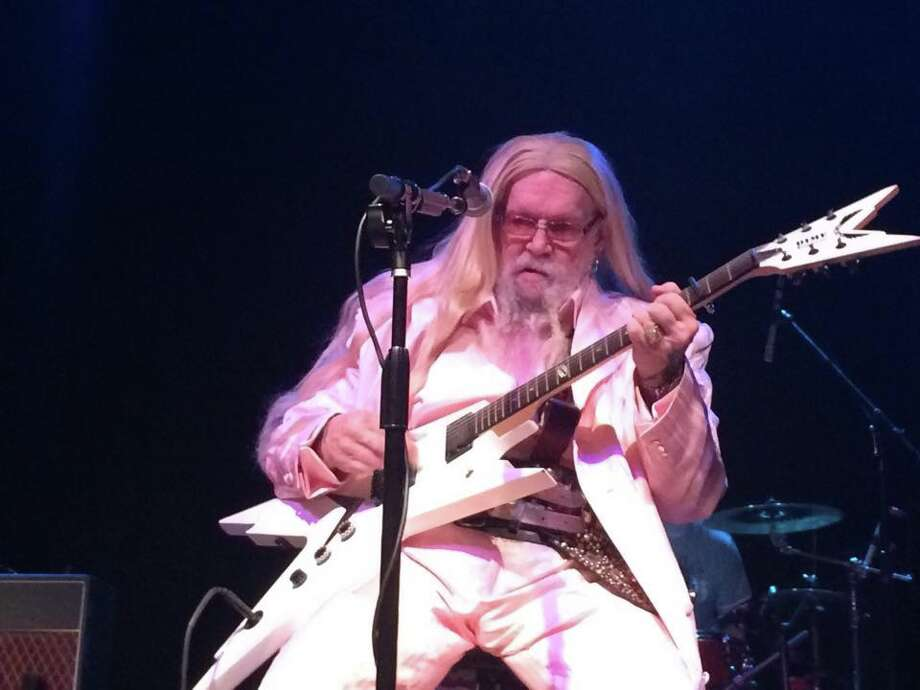 David Allan Coe will perform in San Leon Saturday. Photo: Lone Star Rally