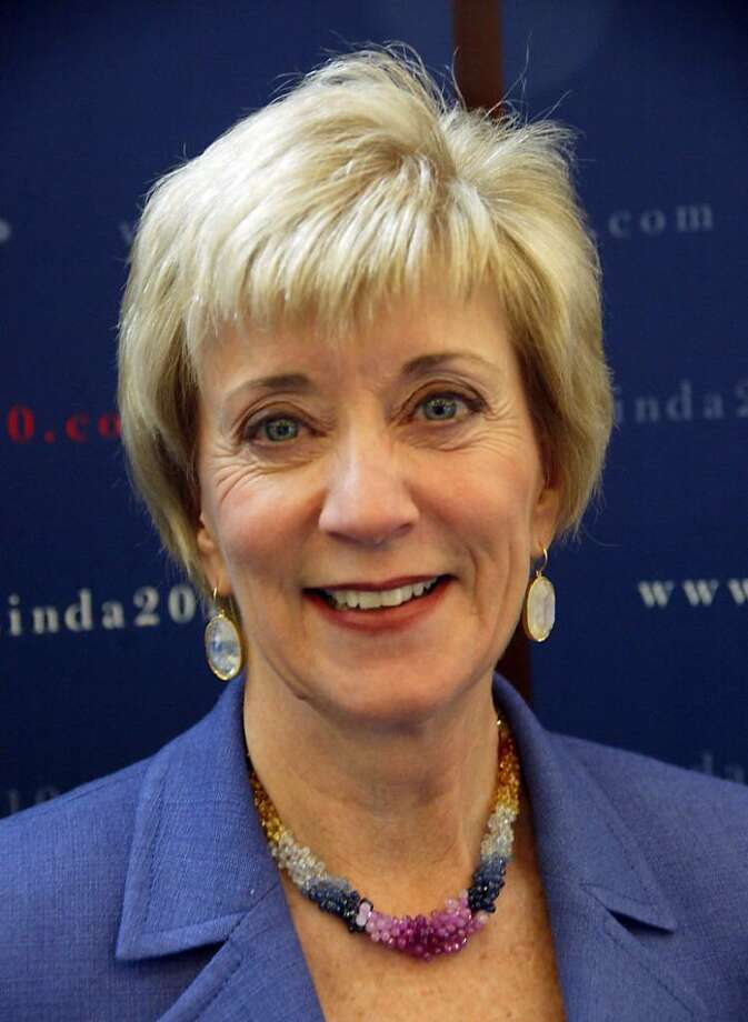 Linda McMahon, former CEO of World Wrestling Entertainment and current Republican candidate for U.S. Senate Photo: Phil Noel / Connecticut Post