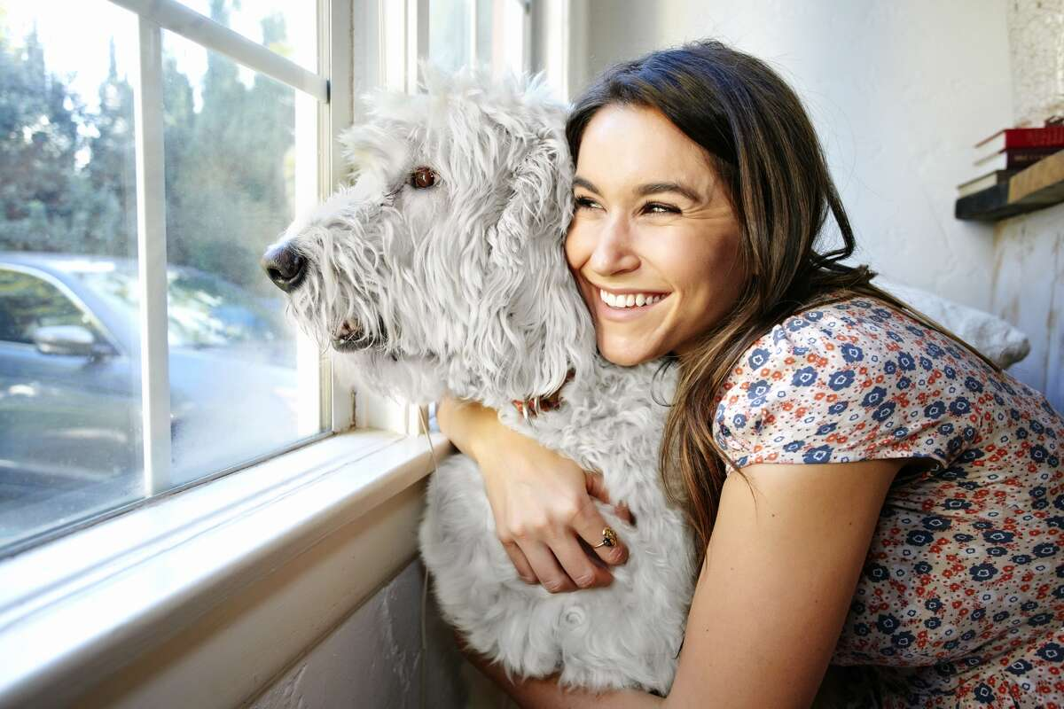 A new study says you shouldn't hug your dog - it stresses them out.