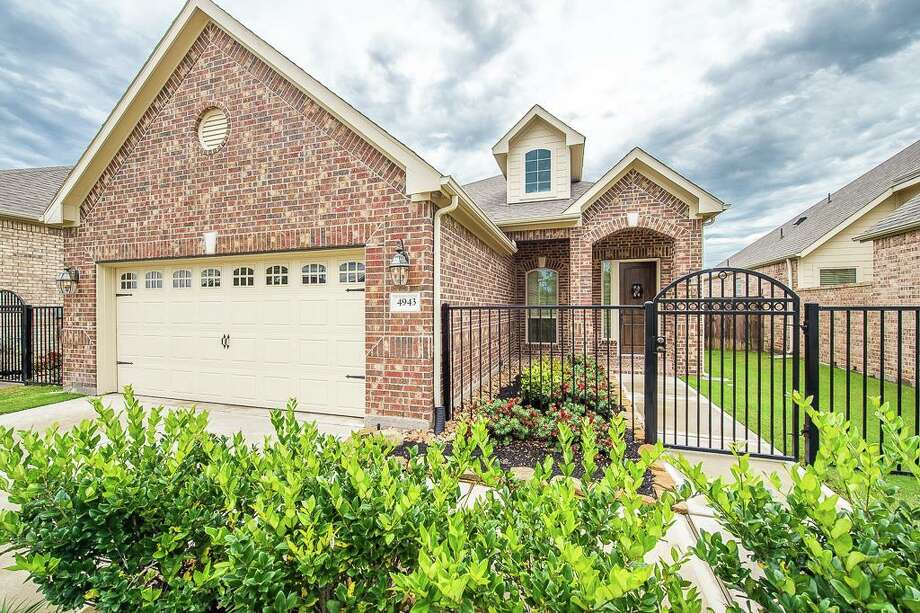 #1: Katy ISD 4943 Capioni Fallsin Katy ISD, priced at $265,000 as of April 25, 2016. The median home price sold in 2015 in Katy ISD was $271,732. Photo: Mel Garrett / Mel Garrett