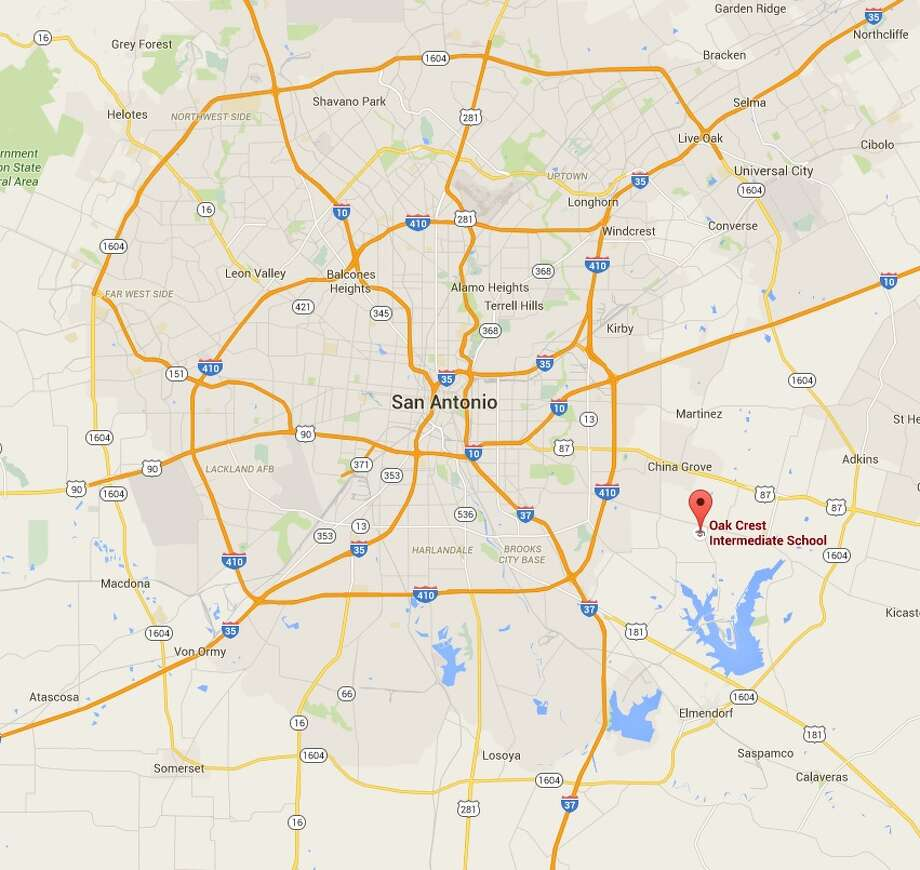 Investigators say a young girl lied about being kidnapped Tuesday morning. Photo: Google Maps