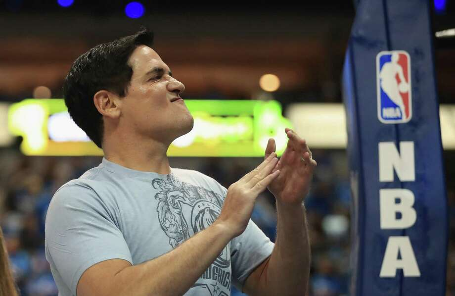 Mark Cuban doubts that Donald Trump is a billionaire. He did say he'll be his vice president. Click to see which candidates could be the Republican vice presidential nominee. Photo: Ronald Martinez, Getty Images / 2016 Getty Images
