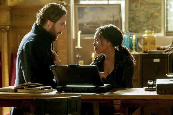 """Many """"Sleepy Hollow"""" fans say Nicole Beharie's character was eliminated in favor of the white-male-centric storyline of her co-star, Tom Mison."""