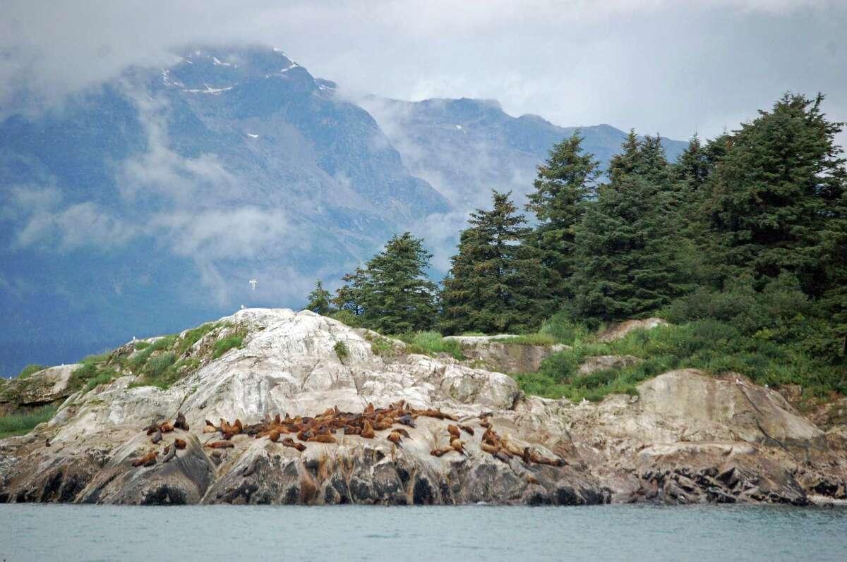 2. Alaska Well-Being Index score:64