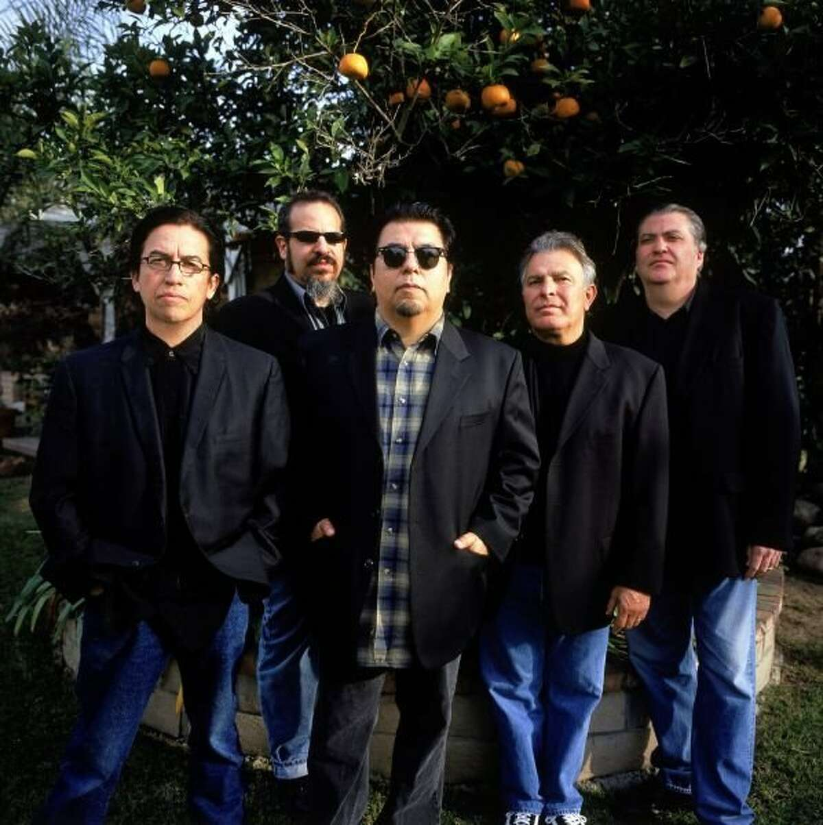 Los Lobos performs at the UC Theatre in Berkeley on Friday, May 13