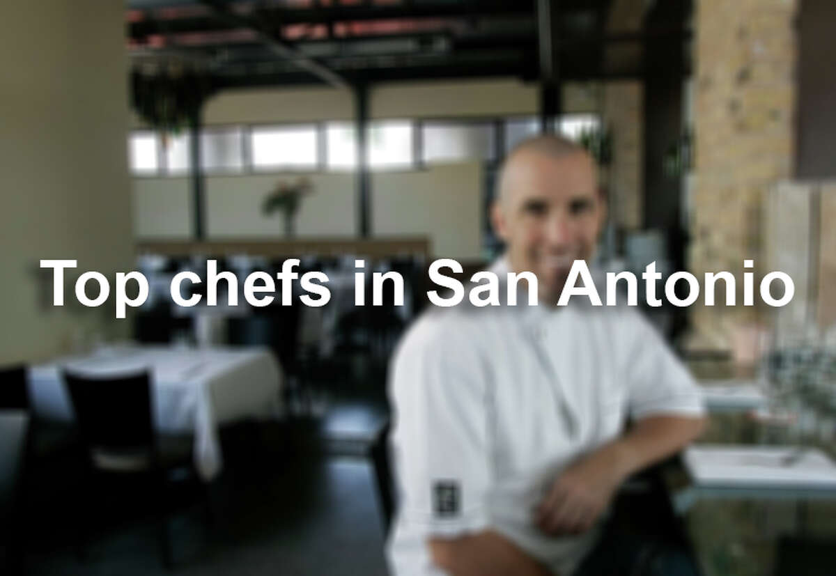Here's a roundup of the dynamo chefs leading San Antonio's food scene.