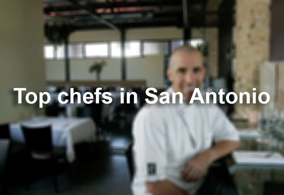 Here's a roundup of the dynamo chefs leading San Antonio's food scene. Photo: J. MICHAEL SHORT, San Antonio Express-News / COPYRIGHT 2009 J. MICHAEL SHORT