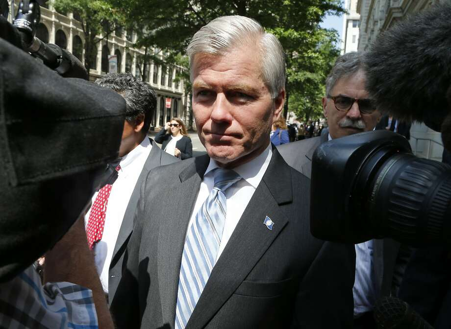 Former Virginia Gov. Bob McDonnell was convicted of accepting more than $165,000 in gifts and loans from a rich businessman. Photo: Steve Helber, Associated Press