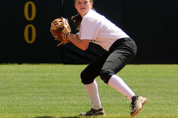 Shortstop Sarah Briers has been a key contributor for Klein Oak, which roared to a 14-0 mark and second consecutive District 15-6A championship.