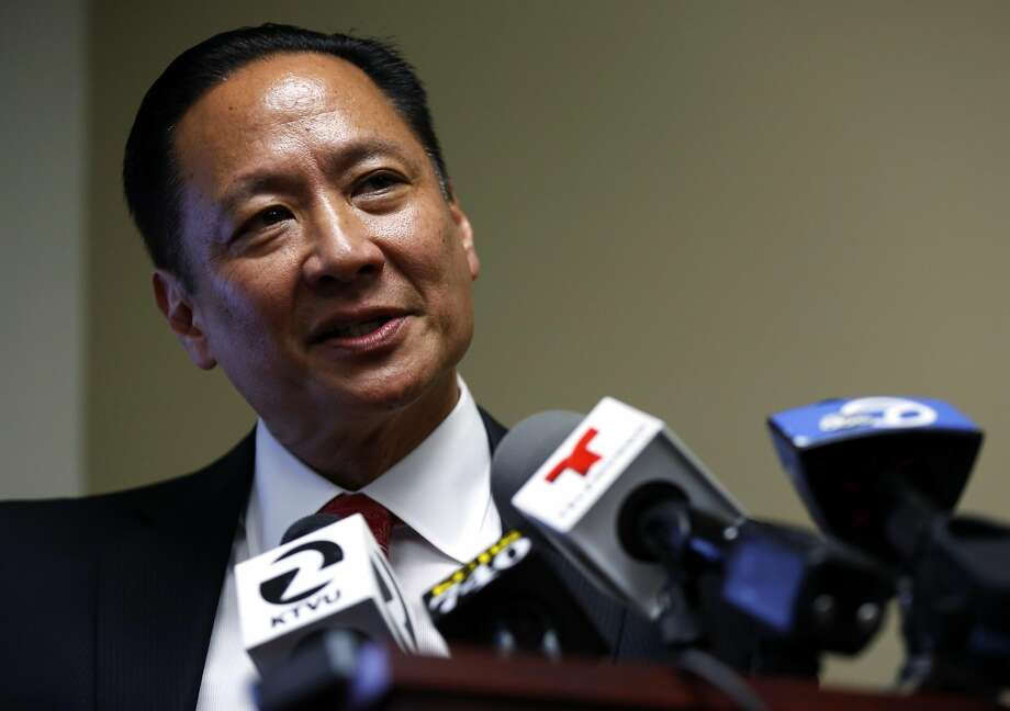 Public Defender Jeff Adachi said racism is a concern in San Francisco. Photo: Connor Radnovich, The Chronicle