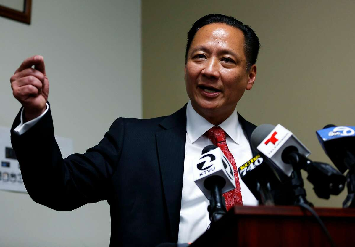 """Public Defender Jeff Adachi: """"Sixty-five percent of these people have been in San Francisco for 10 years or more. These folks are our neighbors."""""""