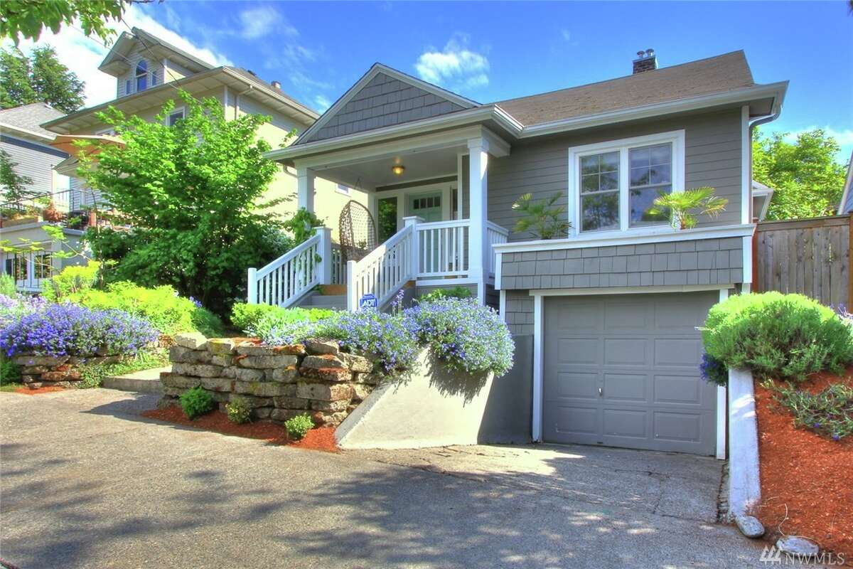 The first home, 3209 E. Cherry, is listed for $550,000. The two bedroom, 1.75 bathroom home is a 1922 Craftsman with an attached garage. It is 1,260 square feet. You can see the full listing here.