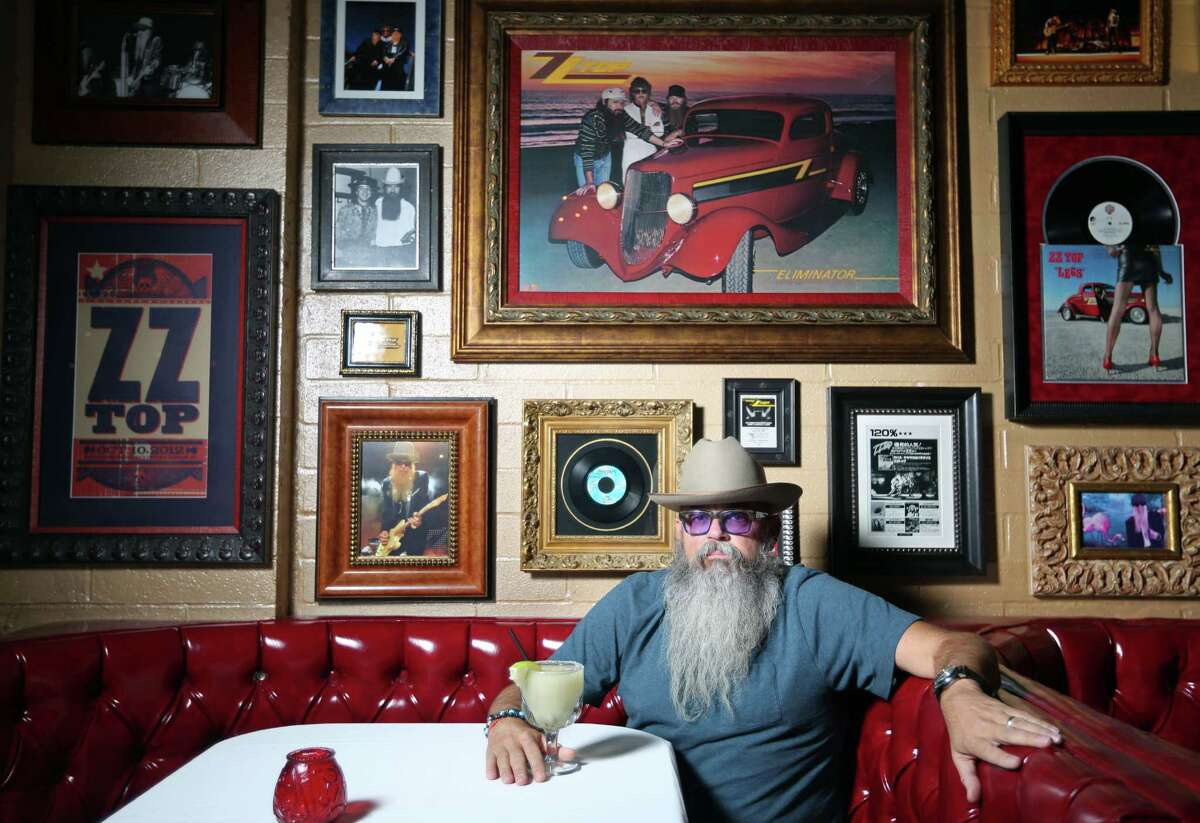 Lee Ellis, formelry of F.E.E.D TX Restaurant Group, is photographed at The El Cantina Superior on Wednesday, Jan. 14, 2015, in Houston.