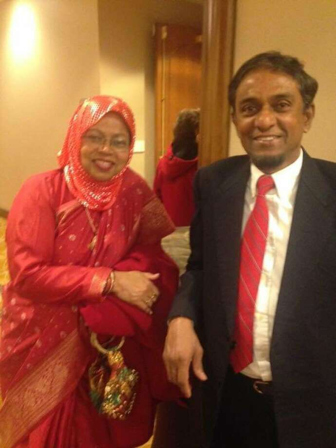 Shamima and Golam Rabbi were generous to others who followed their path from Bangladesh.