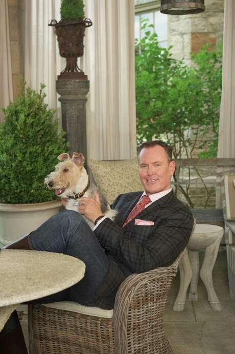 Designer Barry Dixon Says Surroundings Should Invite Comfort Houston Chronicle