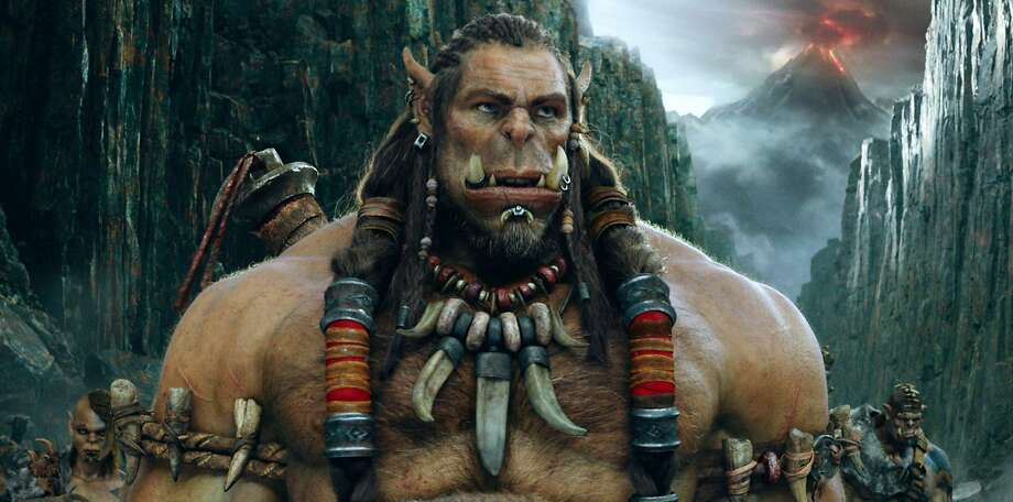 Warcraft coming June 10. The peaceful realm of Azeroth stands on the brink of war as its civilization faces a fearsome race of invaders. As a portal opens to connect the two worlds, one army faces destruction and the other faces extinction. Starring Travis Fimmel, Paula Patton, Ben Foster, Dominic Cooper. Photo: Associated Press