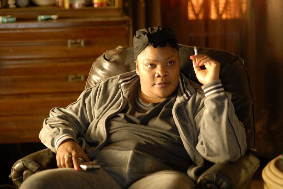 """In this film publicity image released by Lionsgate films, Mo'Nique is shown in a scene from """"Precious."""" (AP Photo/Lionsgate, Anne Marie Fox)"""