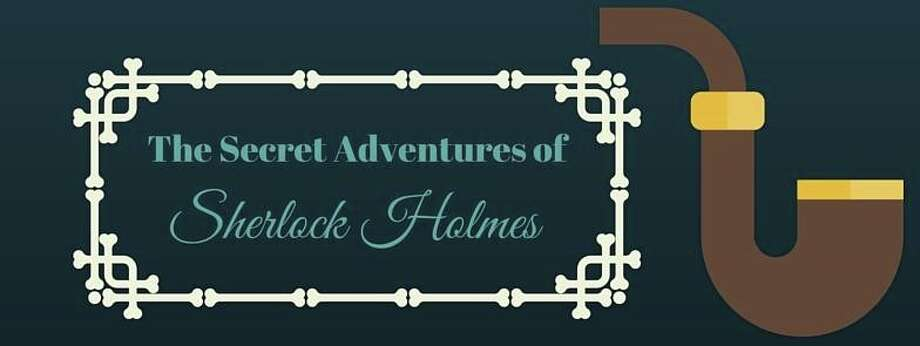 """The Overtime Theater is presenting the serial """"The Secret Adventures of Sherlock Holmes."""" Photo: Courtesy"""