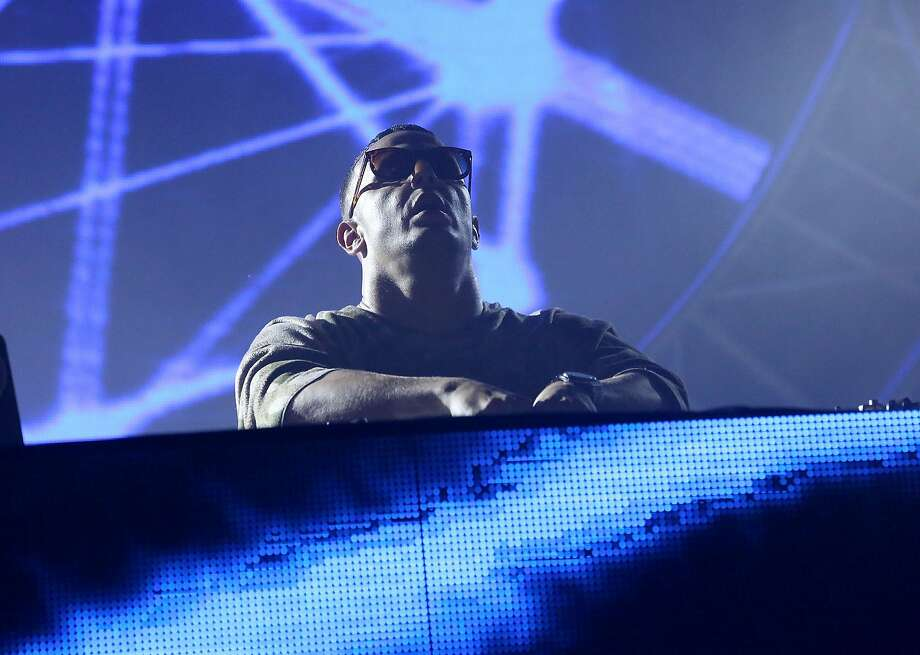 DJ Snake performs at a March 26 show in Los Angeles. Photo: Jesse Grant, Getty Images For CBS Radio