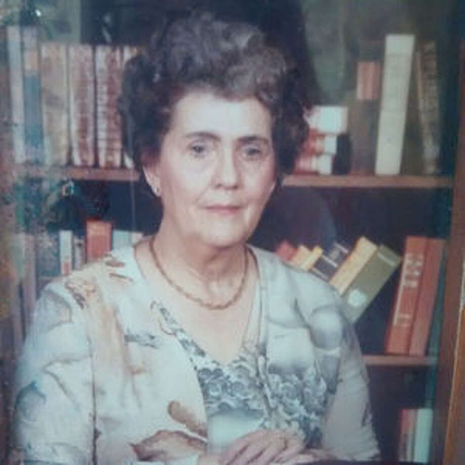 Helen Frances Smith Pape returned to school to become a nurse when her youngest child started junior high school. Photo: Courtesy